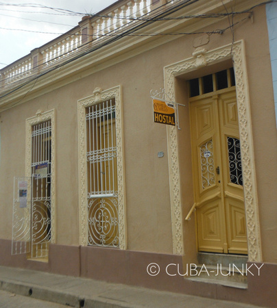 Hostal Familia Castillo Santa Clara Cuba
