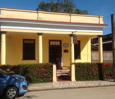 Casa Carmen Moron Cuba