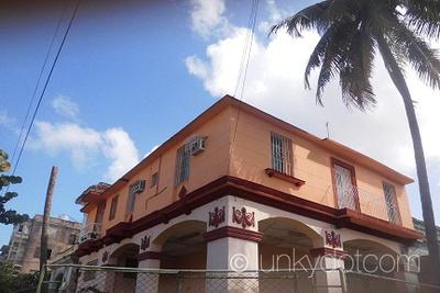 Casa Juani Hause Havana Vedado Cuba