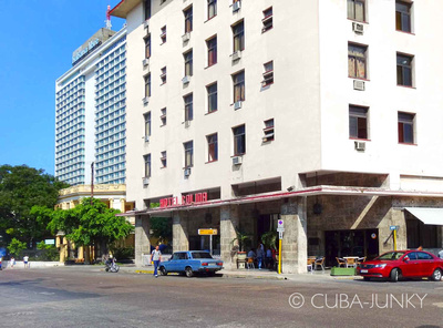 Hotel Colina Havana Cuba
