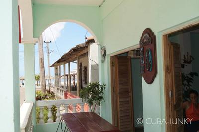 Hostal E Galeon | La Boca | Cuba