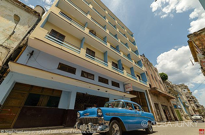 Hotel Lido Centro Havana Cuba
