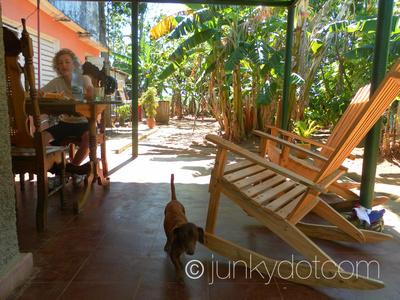 Casa Cucy | La Loma | Santa Lucia | Cuba