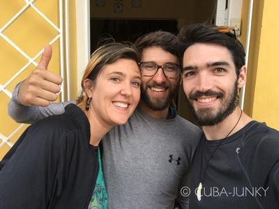 Casa Las Tres Naranjas Trinidad Cuba