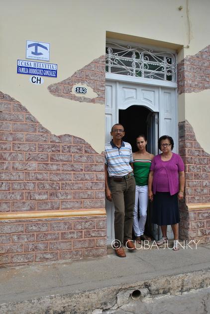 Casa Helvetica | Trinidad | Cuba