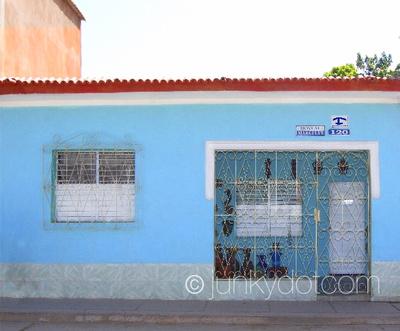 Hostal Margelys y Severo Trinidad Cuba