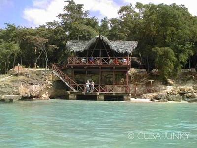Junky Dot Com: Hotel Cayo Saetia &emdash;