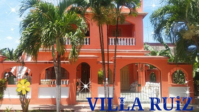 Villa Ruiz Havana Playa Cuba