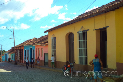 Casa Hammerhead Trinidad Cuba