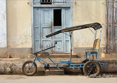 Bici Taxi Cuba