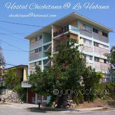 Hostal Chichitana | Havana Vedado | Cuba