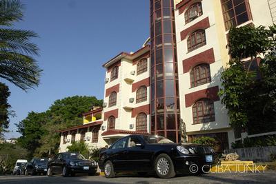Hotel El Bosque Havana Cuba
