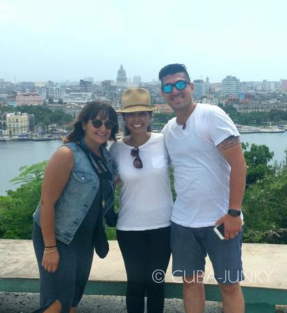 Havana Tour Guide Yariey