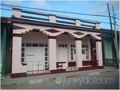 Casa Arca de Noe Baracoa Cuba