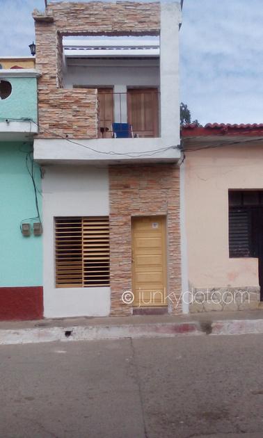 Hostal Cabriales Trinidad Cuba