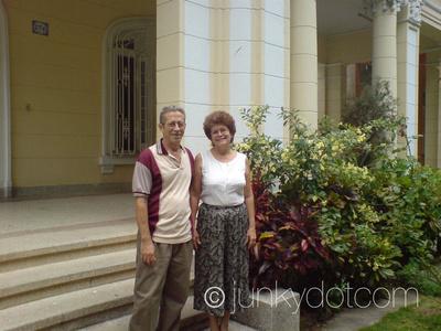 Portal Teresita | Havana Vedado | Cuba
