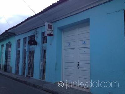 Casa La Familia Livan Sancti Spiritus Cuba