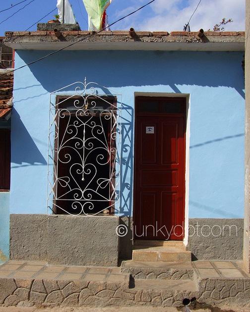 Hostal Romero Trinidad Cuba