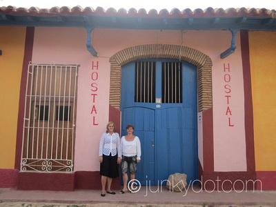 Hostal Casavalladares Trinidad