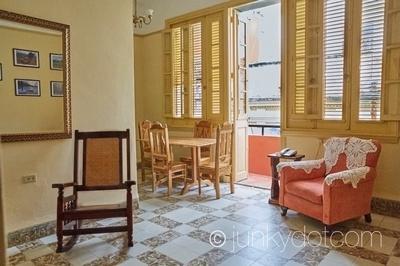 Apartemento Liamirka y Raul Habana Vieja Cuba