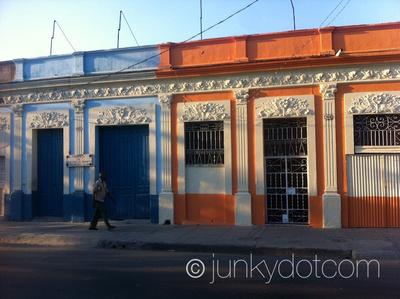 Casa Naranja Santiago De Cuba