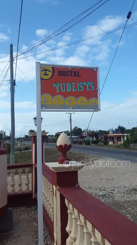 Casa Yudeisis Playa Giron Cuba