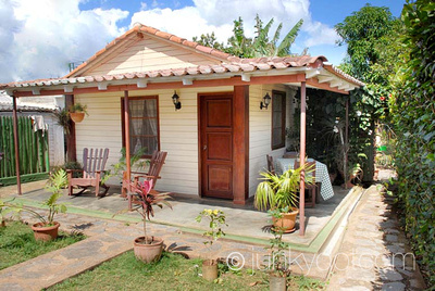 Casa La Cabana Obel y Yoli | Vinales | Cuba-Junky.com