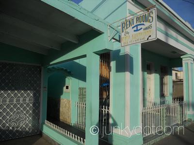 Casa Lidia y Ramon Colon Matanzas Cuba