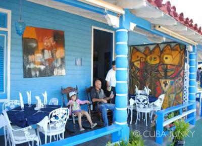 Restaurant La Casona del Arte, Varadero, Cuba