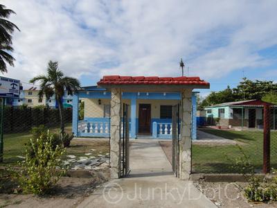Casa de Renta Martha Santana, Playa Santa Lucia, Camaguey