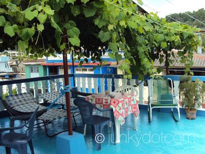 Casa Sr. Andrés Cruzata & Sra. Delvis Legrá | Baracoa | Cuba