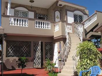 Casa Chez France y Pedro