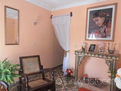 Casa El Shaddai Trinidad Cuba