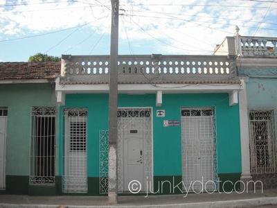 Casa Mario y Damaris   Trinidad   Cuba