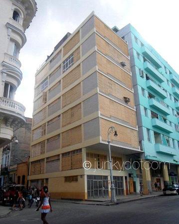 Casa Piso 6 Centro Havana Cuba