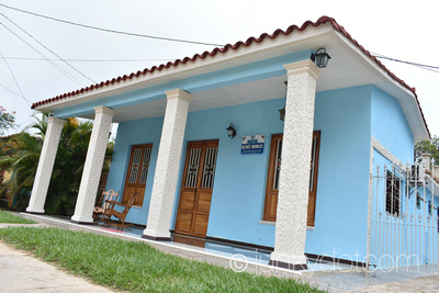 Casa Haydee Chiroles Vinales Cuba