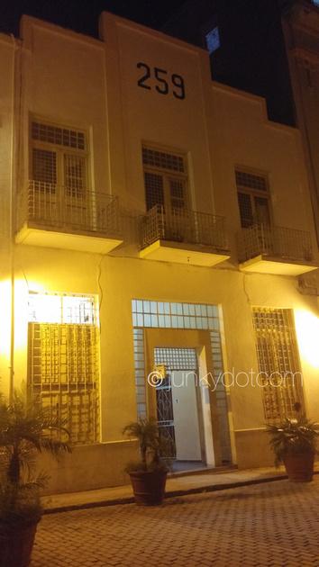 Casa Etienne y Guillermo Habana Vieja Cuba