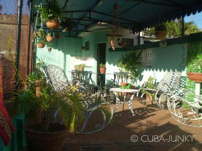 Hostal Casa Verde 3709, Cienfuegos