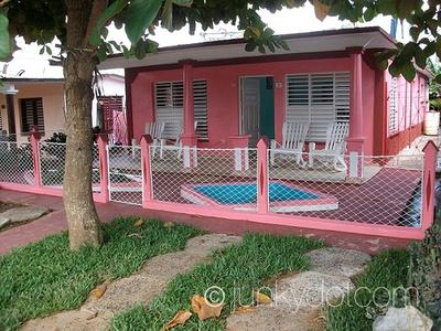 Villa Las Almendras, Vinales, Cuba
