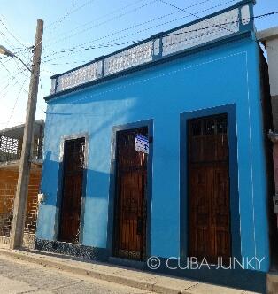 Casa Colonial Carmen Holguin Cuba